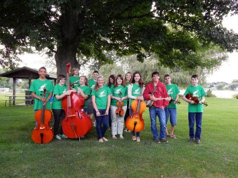 MSHS 2014-15 Fiddlers