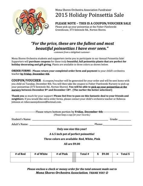 MSOA Poinsettia Flyer 2015