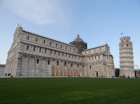 Leaning Tower of Pisa & Duomo