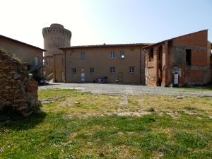 Inside Fortezza Vecchia