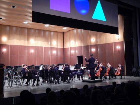 8th Grade Orchestras