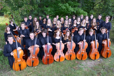 2016-2017 Chamber Orchestra